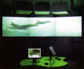 Inhance VIP installation (projection)